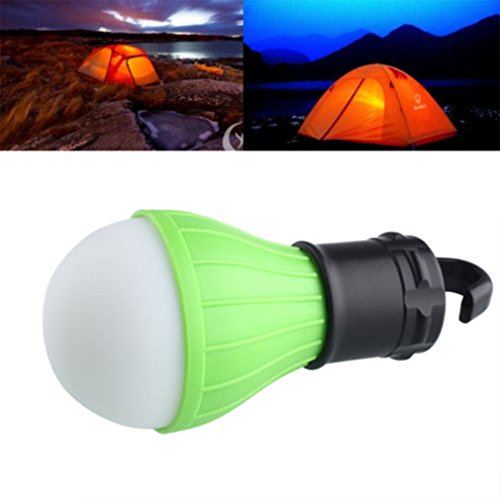 Birne Led Outdoor Laterne (PRECORN LED Camping Lampe Outdoor Laterne Zeltlampe Licht Campingleuchte Notfall Birne Hängeleuchte)