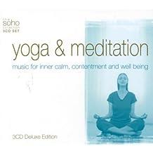 Yoga & Meditation (Coffret 3 CD)