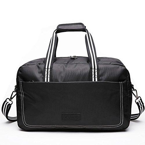 Große kapazität business travel bag/oblique travel bag/umhängetasche/outdoor sports wasserdichte gym bag-C A