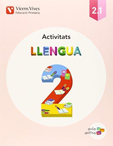 Llengua 2 (2.1-2.2-2.3) Activitats (aula Activa) - 9788468229744