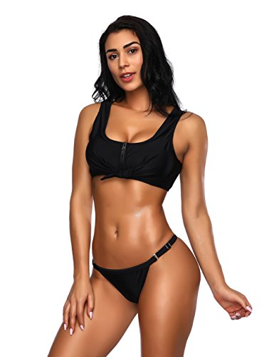 Push-up BH Bikini Badeanzug Set Beach Bademode