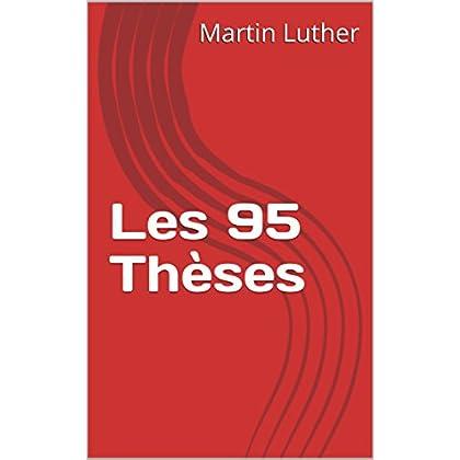 Les 95 Thèses