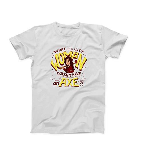 Brooklyn 99 Peralta Artwork Herren T-Shirt Gr. XXL, Grey Ash -