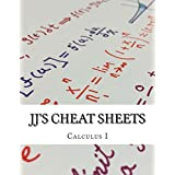 JJ's Cheat Sheets: Calculus I (English Edition)