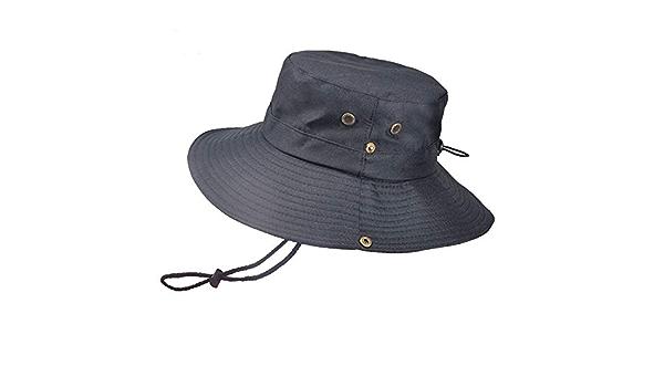 Black Jungle PAMIR Chapeau en Plein Air Chapeau D/ét/é Chapeau De Soleil Chapeau De Voyage Chapeau Chapeaux Loisir Chapeau