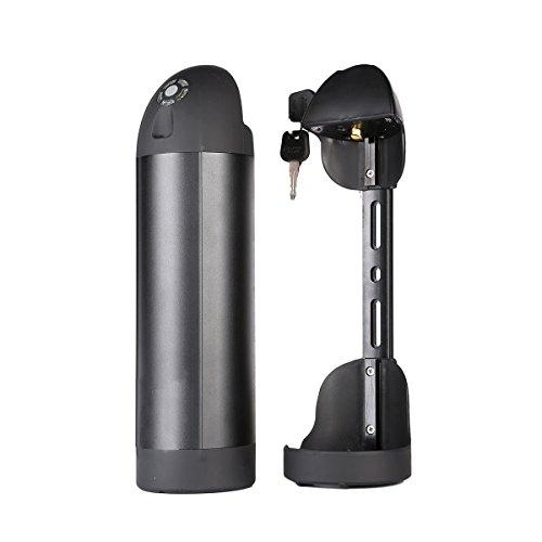 EVERPRO Batería de Iones de Litio con Celdas de Samsung 36v 11.6Ah 417.6Wh para Botellas de Agua pedelec e-Bike Batería...