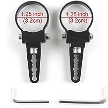 """2X 1.5/"""" 38mm Halter Halterung LED Arbeitsscheinwerfer OffRoad Bar Klammern"""