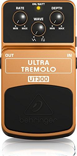 Behringer UT300 Ultra Tremolo - Effetti a pedale classico, suono tremolo