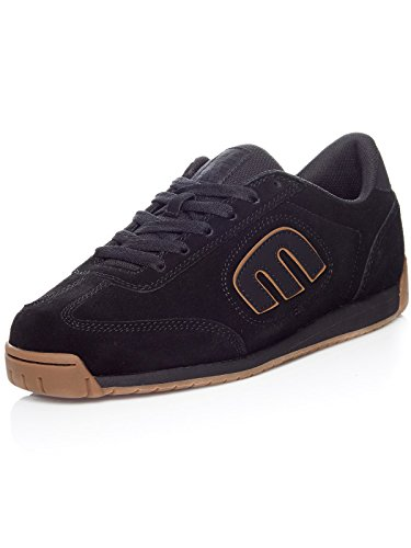 Etnies Lo-Cut Ii Ls, Chaussures de Gymnastique Mixte Adulte Black/gum