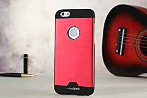 Light weight back cover for Apple i-Phone 6 color Red
