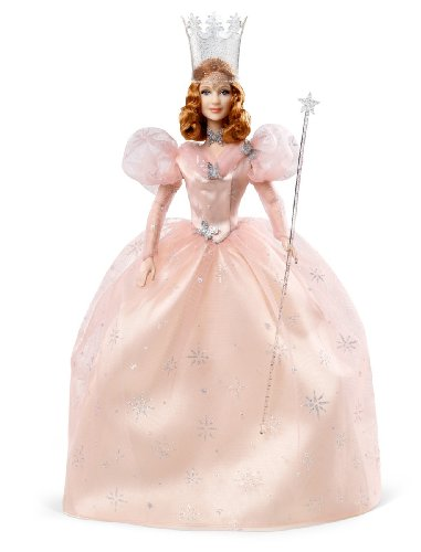 Mattel Barbie Y0248 - Collector Der Zauberer von Oz, Glinda, Sammlerpuppe