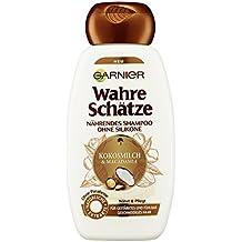Garnier Wahre Schätze Kokosmilch Shampoo, 6er Pack (6 x 250 ml)