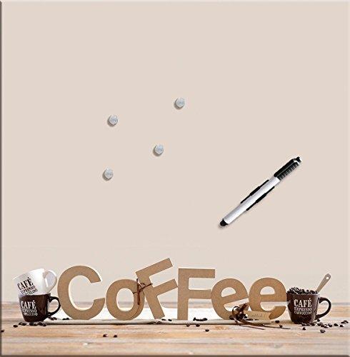 Eurographics MB-BA1004 Memo Board Coffee, 50 x 50 cm