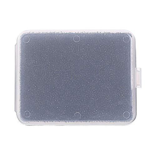 Make-up Pinselreiniger Schwamm Farbentferner Machen Reinigungsbürsten Matte Pulver Box Kosmetik Waschbürste Clean Kits
