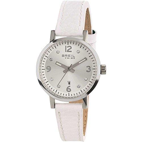 Juste le temps montre femme avec bracelet blanc Breil EW0312