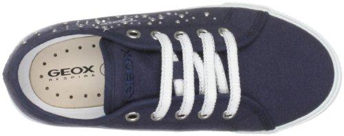 Geox  J Kiwi G.plus K, Chaussure de sport fille Bleu - Bleu marine