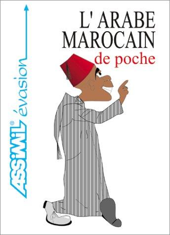Guide poche arabe marocain