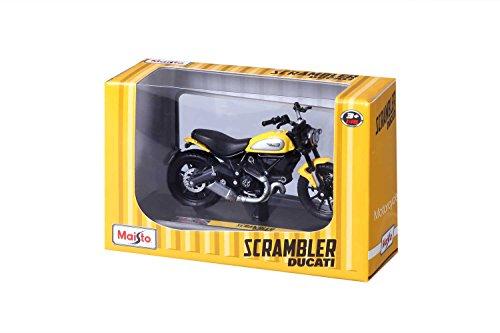 MAISTO DieCast Moto 1:18 Ducati Scrambler (Moto Ducati)