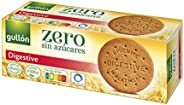 Gullon Diet Nature, Low Carb, Digestive Wheatmeal Biscuits, Sugar Free 400GR
