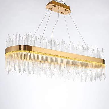 ZHANG NAN * Chandelier Ambient Light Galvanikkristall, Augenschutz 110-120V / 220-240V LED Lichtquelle inklusive/LED integriert -
