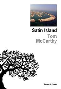 Satin Island par Tom Mccarthy