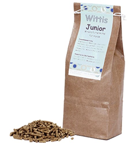 Wittis Supplement Junior 300g, Futterergänzungsmittel für Hunde