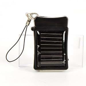 Mini Chargeur Solaire Batterie de Secours pour iPhone 3G iPod iTouch Noir