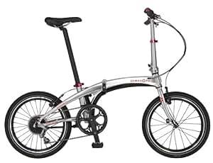 Dahon Vigor P9 Vélo pliable dérailleur Aluminium Brossé Poli