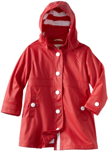 hatley-abrigo-impermeable-infantil-talla-7-years-talla-inglesa-color-rojo-chex-red