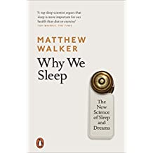 ‏‪Why We Sleep: The New Science of Sleep and Dreams‬‏