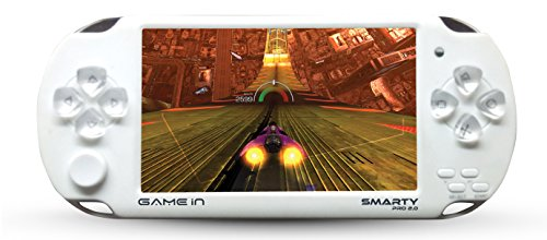 Mitashi Game In Smarty Pro 2.0 Handheld Gaming Console with...