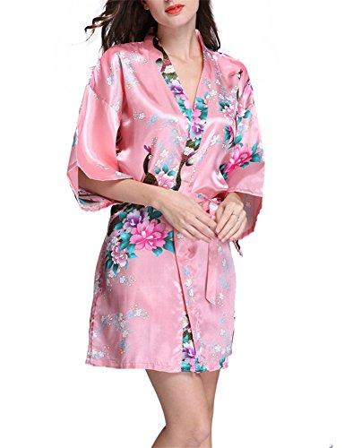 LATH.PIN - Vestaglia -  donna Pink