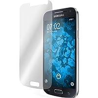 4 x Displayschutzfolie klar für Samsung Galaxy S4 Mini von PhoneNatic