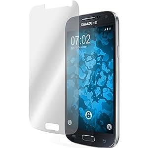 2 x Displayschutzfolie klar für Samsung Galaxy S4 Mini von PhoneNatic