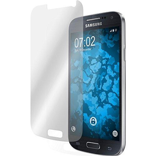PhoneNatic 4er-Pack Displayschutzfolien klar kompatibel mit Samsung Galaxy S4 Mini