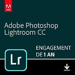 Adobe Photoshop Lightroom 1TB | 1 an | PC/Mac | Téléchargement