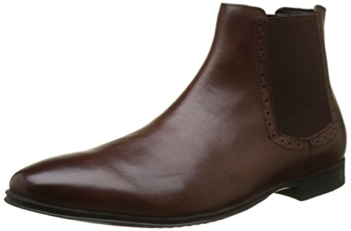 New Look Leather Chelsea, Bottes Homme