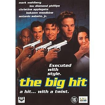 Big Hit (1998) (import) by Mark Wahlberg