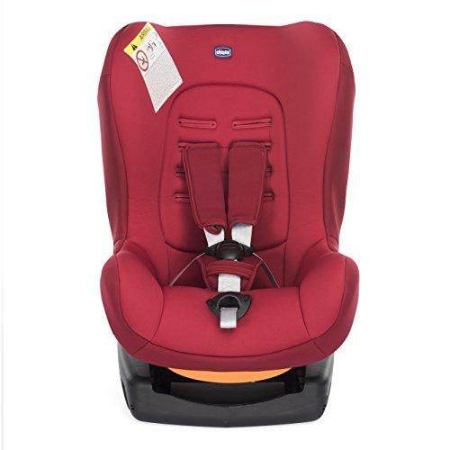Chicco 07079163640000 Cosmos Seggiolino Auto, Rosso