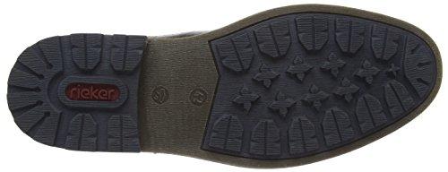 Rieker B1582, Chelsea bottes courtes Homme Marron (Havanna/Navy/26)