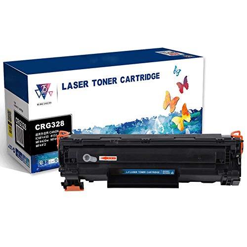 GYBY Geeignet für Canon CRG328 einfach zu Tonerkartusche hinzufügen MF4410 4710 4725 4450 4452 4712 Druckerpatrone HP78A 1536DNF 1566 CRG278A 1606-2400pages