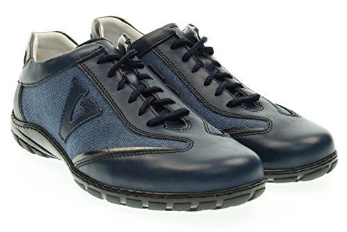 VALLEVERDE uomo sneakers bassa 20842 Blu 41 Blu