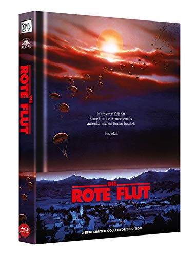Die Rote Flut - 2-Disc Limited Collector's Edition - Uncut (+ DVD) [Blu-ray]