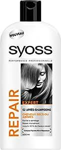Syoss - Après-Shampooing - Repair Expert - Flacon 500 ml