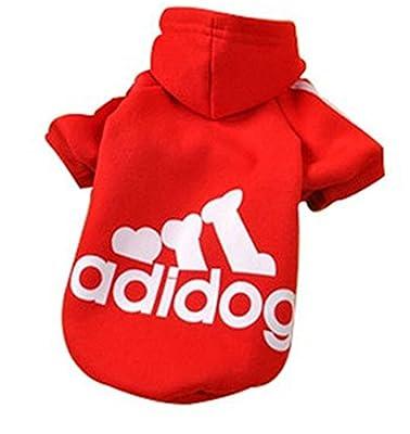 Zehui Pet Dog Cat Sweater Puppy T Shirt Warm Hooded Coat Clothes Apparel