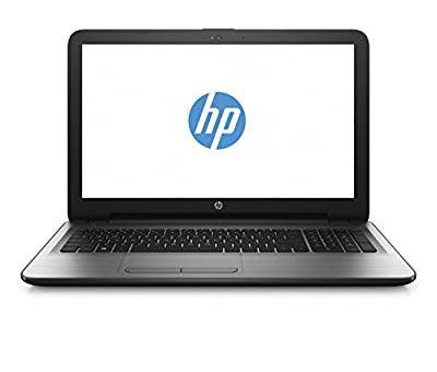 HP 15-ay554tu Portable 15.6-inch Laptop (6th Gen Core i5-6200U/4GB/1TB/Windows 10 Home/Integrated Graphics), Turbo Silver