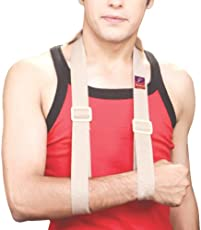 Flamingo Arm Sling Strap with Shoulder Cushion - Universal