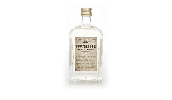 Bootlegger White Grain Spirit 70 cl: Amazon co uk: Grocery