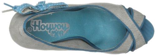 Hoyvoy by Xti 32667, Damen Pumps Blau