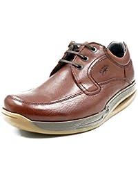 Fluchos Zapatos Hombre con Cordones Piel Libano Suela Balancín - 7414 - Barco